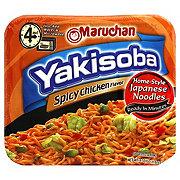 Maruchan Spicy Chicken Flavor Yakisoba Noodles