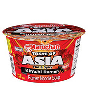 Maruchan Taste Of Asia Hot & Spicy Kimchi Ramen
