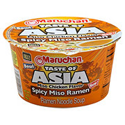 Maruchan Taste Of Asia Spicy Miso Chicken Flavor Ramen