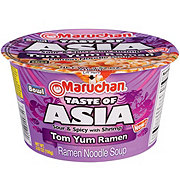 Maruchan Taste of Asia Tom Yum Ramen