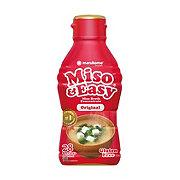Marukome Miso and Easy Original Miso Broth Concentrate