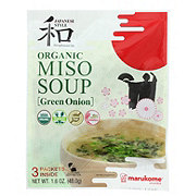 Marukome Organic Green Onion Miso Soup