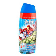 Marvel Avengers Orange Blast 3-in-1 Body Wash, Shampoo and Conditioner