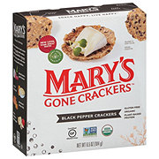 Mary's Gone Crackers Organic Black Pepper Crackers
