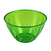 Maryland Plastics Kiwi Small Swirl Bowl