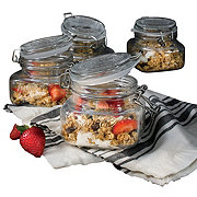 Mason Craft & More Clamp Glass Storage