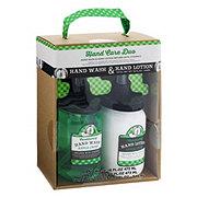 Mason Jar Collection Hand Care Duo Apple Crisp