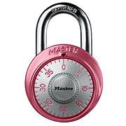 Master Lock Pink Combo Lock