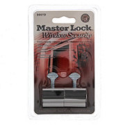 Master Lock Sliding Window Locks