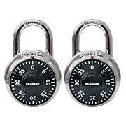 Master Lock The Original Combination Lock Twin Locks One Combo
