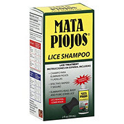 Mata Piojos Lice Treatment for The Treatment of Head Body and Pubic (Crab) Lice