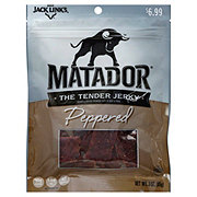 Matador The Tender Jerky Peppered
