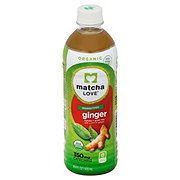 Matcha Love Organic Green Tea Ginger