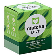 Matcha Love Premium Tea Bag