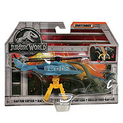 Matchbox Jurassic World Dinosaur Transporters