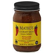 Mateo's Gourmet Salsa Medium