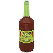 Mateo's Mild Bloody Mary Mix