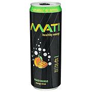 Mati Peach Mango Energy Drink