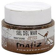 Matiz Mediterraneo Sal Del Mar Smoked Sea Salt