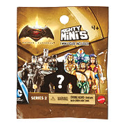 Mattel DC Comics Batman Vs Superman Mighty Mini Figure Assortment