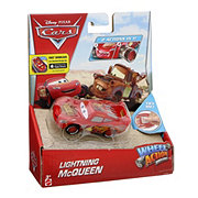 Mattel Disney Cars Wheel Action Drivers Assorted Characters