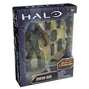 Mattel Halo Assorted 6 in Figures
