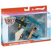 Mattel Matchbox Skybuster Planes