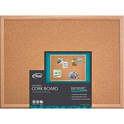 Mattel Wood Style Frame Cork Board
