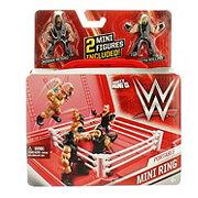 Mattel WWE Mighty Minis Portable Ring Playset