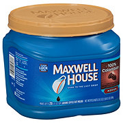 Maxwell House 100% Colombian Ground Medium Dark Coffee