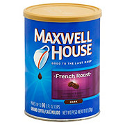 Maxwell House Ground French Roast Medium Dark Coffee