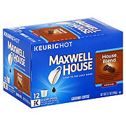 Maxwell House House Blend Medium Roast Single Serve Coffee K Cups