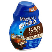 Maxwell House Iced Coffee Vanilla Concentrate