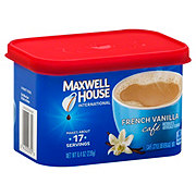 Maxwell House International Cafe French Vanilla Beverage Mix
