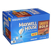 Maxwell House Smooth Bold K-cup Packs