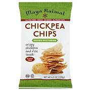 Maya Kaimal Chickpea Chips Seeded Multigrain