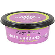 Maya Kaimal Green Garbanzo Dip
