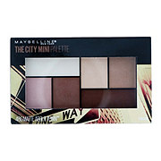 Maybelline 480 City Mini Palettes Matte About Town