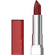 Maybelline Color Sensational Creamy Matte Lipstick, Burgundy Blush