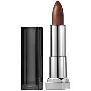 Maybelline Color Sensational Matte Metallics Lipstick Molten Bronze