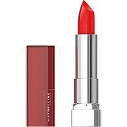Maybelline Color Sensational Vivids Lipstick, On Fire Red