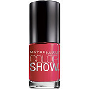 Maybelline Color Show Keep Up The Flame Nail Lacquer