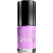 Maybelline Color Show Lust For Lilac Nail Lacquer