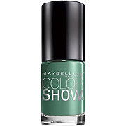 Maybelline Color Show Tenacious Teal Nail Lacquer