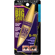 Maybelline Colossal Big Shot Volume Express Brownish Black