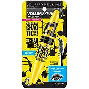 Maybelline Colossal Chaos Waterproof Mascara, Blackest Black