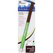 Maybelline Define-A-Line Eyeliner, Brownish Black