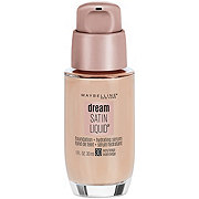 Maybelline Dream Liquid Natural Ivory Light 3 Mousse Foundation