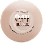 Maybelline Dream Matte Mousse Foundation, Nude