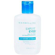 Maybelline Expert Eyes Oil-Free Eye Makeup Remover For Washable Eye Makeup